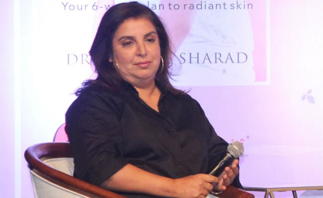 Farah Khan Beats Hasty Retreat From Event Before Media Could Ask Questions (About Sajid Khan?)
