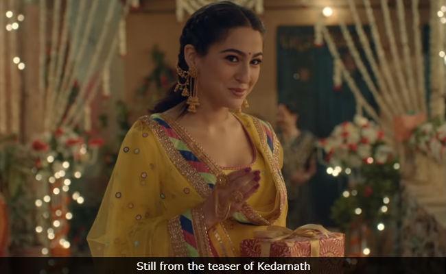 Kedarnath Teaser: Sara Ali Khan's Mother Amrita Singh Says This...