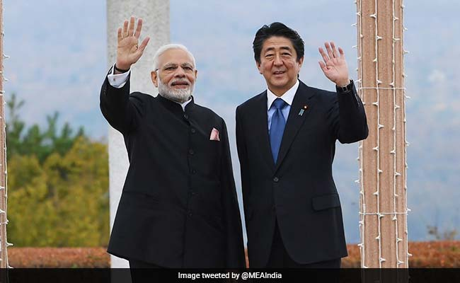 PM Modi One Of My Most Dependable Friends, Says Japan's Shinzo Abe