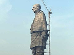 Gujarat Invites Nitish Kumar To Sardar Patel Statue Launch