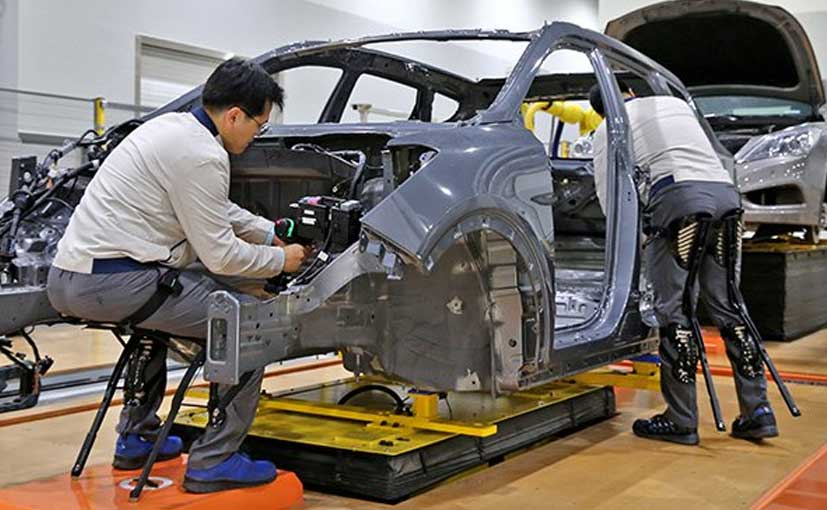 Hyundai Motor Group is making substantial investments in the robotics field