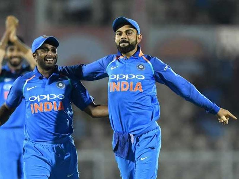 Need To Back Ambati Rayudu Till 2019 World Cup, Says Virat Kohli