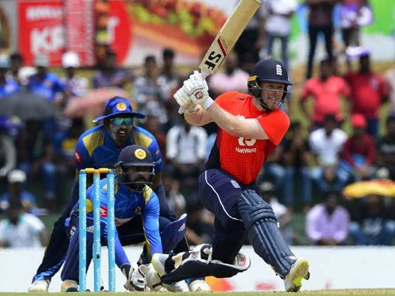Eoin Morgan Guides England To Victory In Rain-Hit Sri Lanka ODI