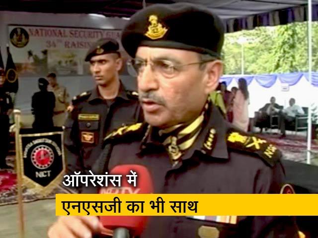Videos : मिशन कश्मीर में अब NSG भी