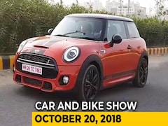 Video: Volvo V60, Suzuki V-Strom 650 & MINI Cooper S 'Oxford' Edition