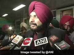 Will Adopt Children Who Lost Parents In Amritsar Tragedy: Navjot Sidhu
