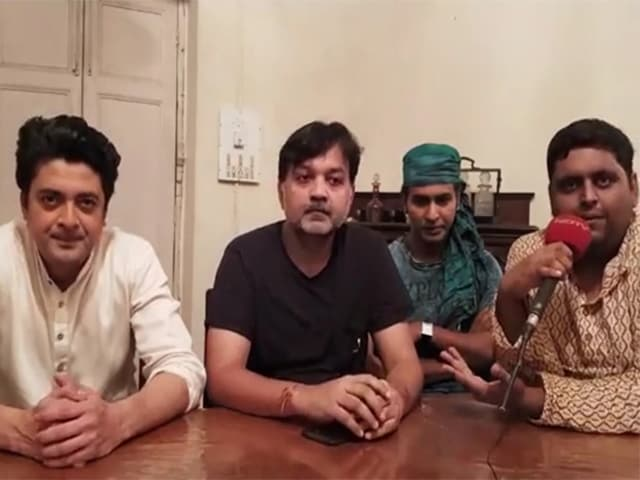Video : NDTV বাংলার লাইভ আড্ডা জমিয়ে দিলো এক যে ছিল রাজা