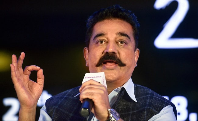 On Being Asked About Poll Alliances, Kamal Haasan Talks Of 'Imagination'