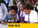 Video: NDTV Cleanathon : बच्चों ने गाया गाना- अक्कड़ बक्कड़ बम्बे बो...सबसे पहले हाथ धो