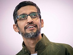Sundar Pichai For First Time Goes Public With Google's China Plan: Report