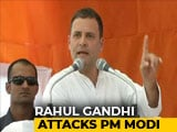 Video : PM Calls You <i>'Mitron'</i>, Calls Anil Ambani, Nirav Modi <i>'Bhai'</i>: Rahul Gandhi