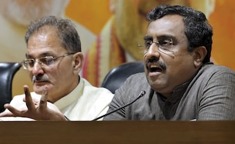 In BJP Reshuffle, Ram Madhav, Others Replaced, Tejasvi Surya Promoted