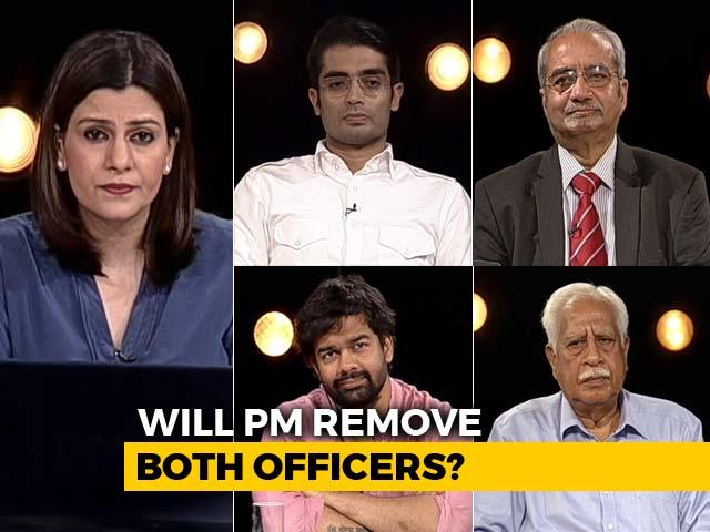 Video : Has CBI Fight Hit Agency's Credibility?