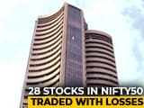 Video : Sensex Sheds Over 70 Points, Nifty Below 10,450