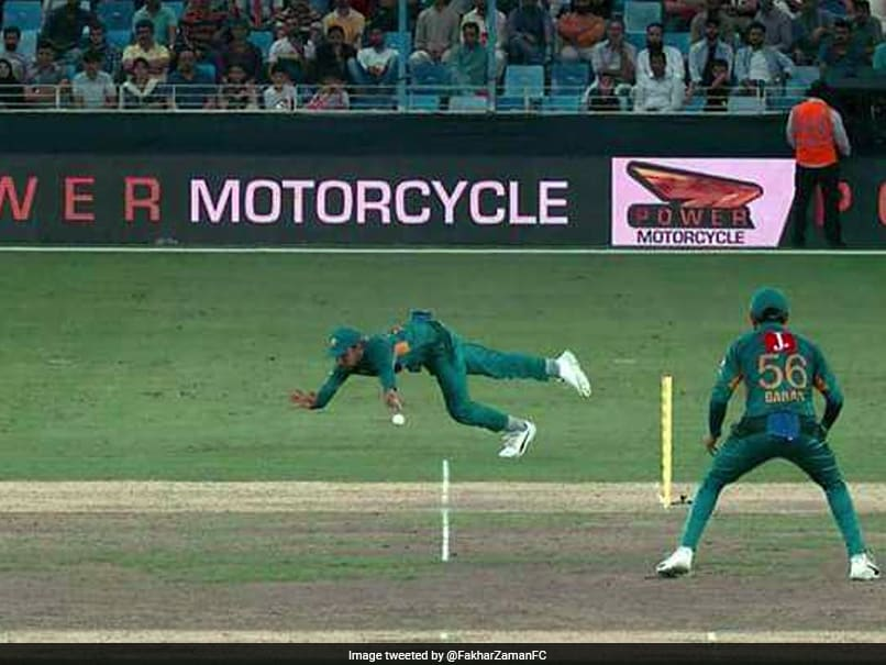 Sarfraz Ahmed Compares Fakhar Zaman To Jonty Rhodes After Brilliant Run Out. Watch Video