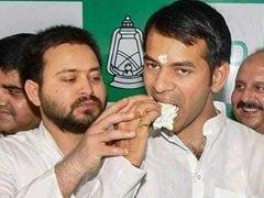 Tej Pratap Yadav Drops Big Hint Of Rift With Brother Tejashwi