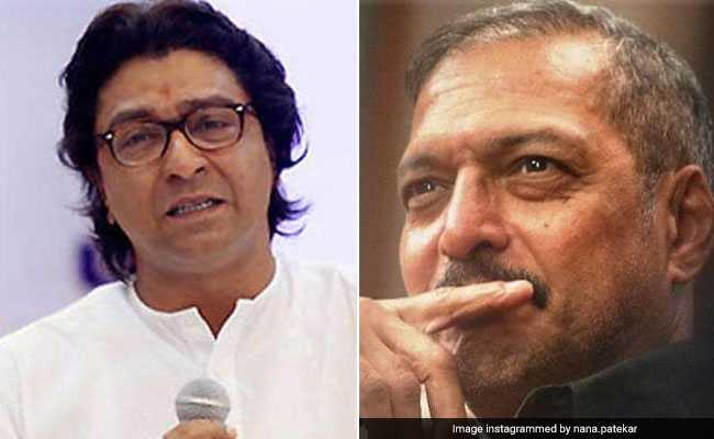 I Know Nana Patekar Is Indecent But...: Raj Thackeray On #MeToo