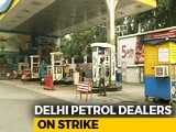 Video : 400 Fuel Pumps Shut In Delhi Today, Arvind Kejriwal Blames BJP