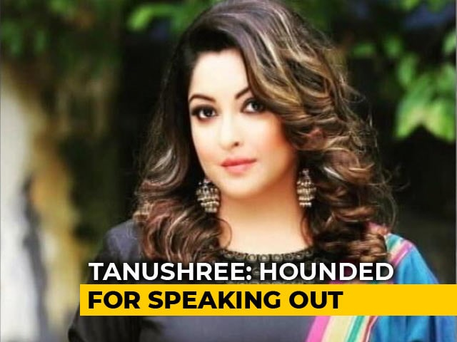 Video : Tanushree Dutta Gets Legal Notices From Nana Patekar, Vivek Agnihotri