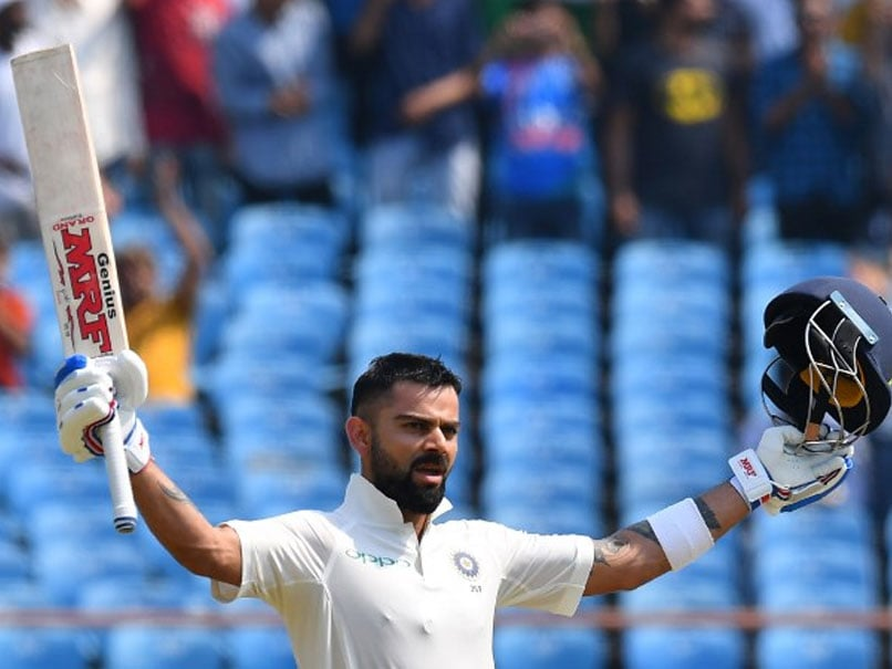 1st Test, Day 2: Virat Kohli Hits 24th Ton, Second Quickest To Reach Landmark