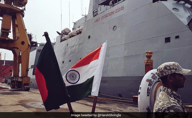 'Wary' Bangladesh To Weigh India's Offer To Use Its Ports: Report