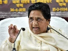 PM Modi Splurges Money On Publicity To Hide BJP's Failures: Mayawati