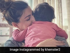 On Soha Ali Khan's Birthday, 'Warmest Hug' From Daughter Inaaya