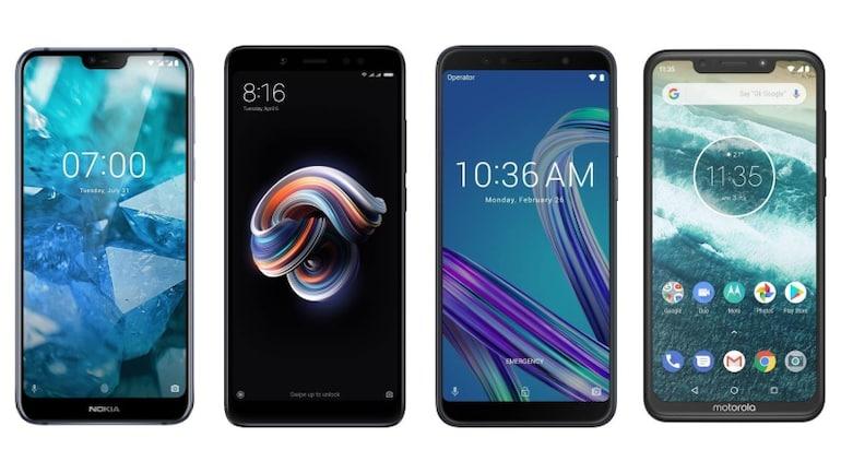 Nokia 7.1, Xiaomi Redmi Note 5 Pro, Asus Zenfone Max Pro M1 और Motorola One Power में कौन बेहतर?