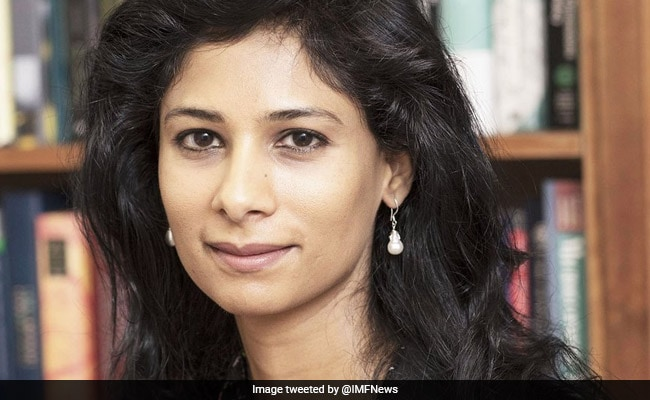 Gita Gopinath, New IMF Chief Economist, Was A Delhi University Student