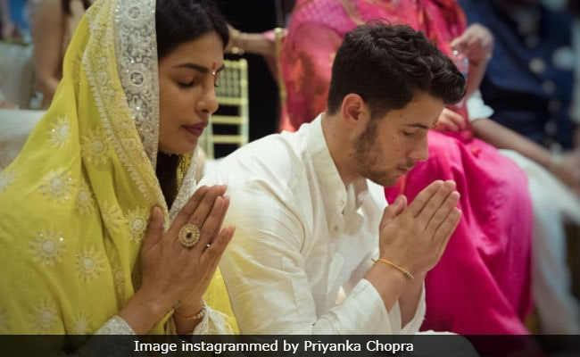 Priyanka Chopra And Nick Jonas Wedding All You Need To Know From