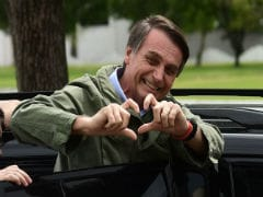"Known As ""Tropical Trump"", Jair Bolsonaro Is Brazil's New President"