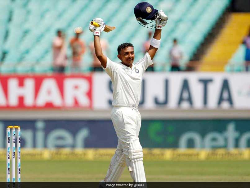 Prithvi Shaw Says He Was Ready For Debut Even In England