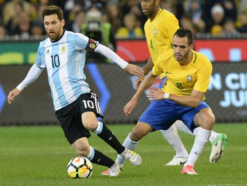 No Lionel Messi But Argentina