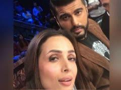 Arjun Kapoor And Malaika Arora Trend Yet Again. Here's Why