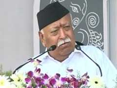 RSS Chief Demands Law For Construction Of Ram Temple In Ayodhya