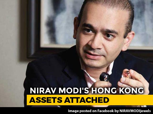 Video : Probe Agency Seizes Nirav Modi's Assets Worth 255 Crore Rupees In Hong Kong