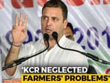 Video : Rahul Gandhi Begins Telangana Campaign, Attacks PM Modi, KCR