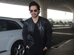 Varun Dhawan Shows Us How To Wear A Leather Jacket This Winter