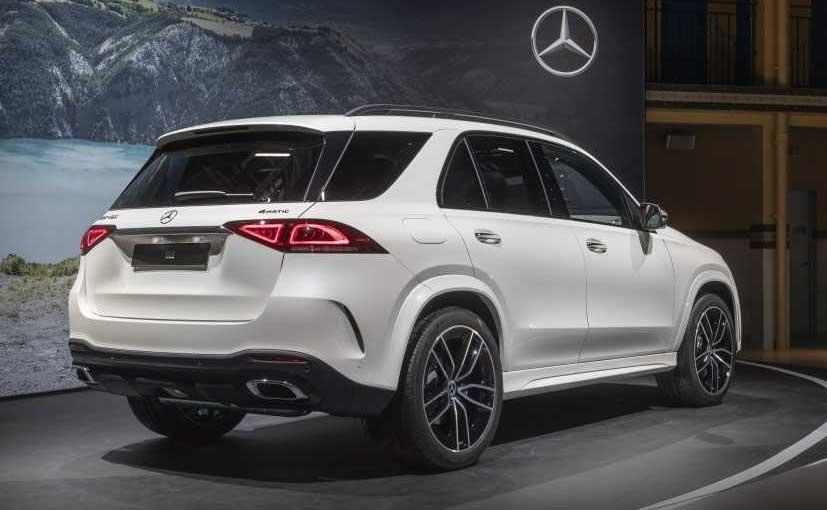 2018 Paris Motor Show: Next Gen Mercedes-Benz GLE Revealed