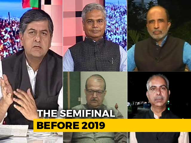 Road To 2019: Can BJP Retain Rajasthan, Madhya Pradesh?