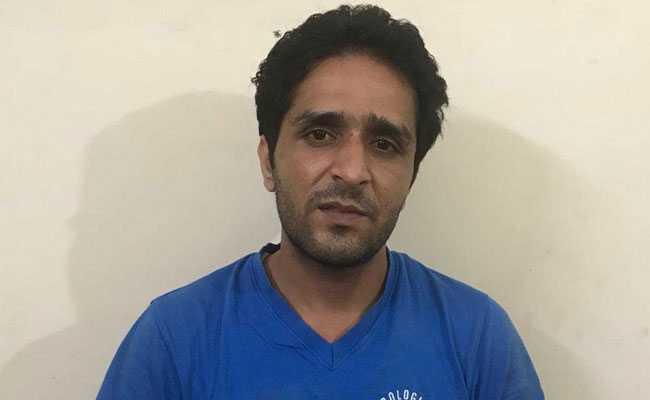 कई हत्याओं के ममलों में वांटेड यूपी का अपराधी सोनू गिरफ्तार
