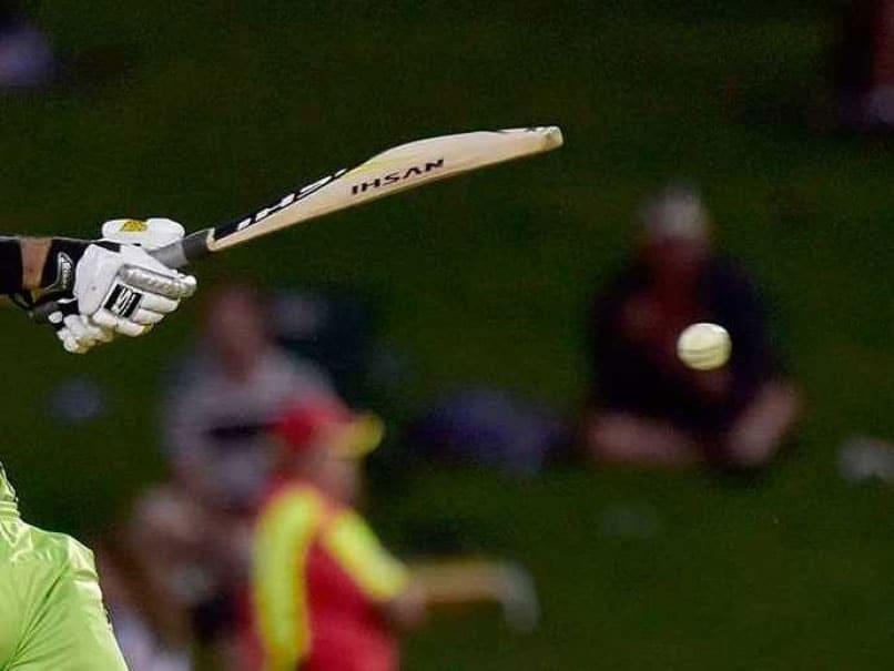 ICC World T20 Qualifier Witnesses Strange Scoreboard As Winners Reach Target In Ten Balls