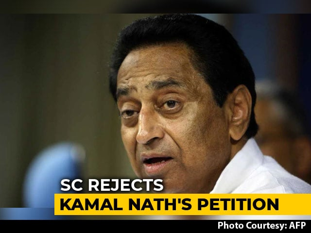Video : Top Court Rejects Kamal Nath, Sachin Pilot's Petitions On Voters' List