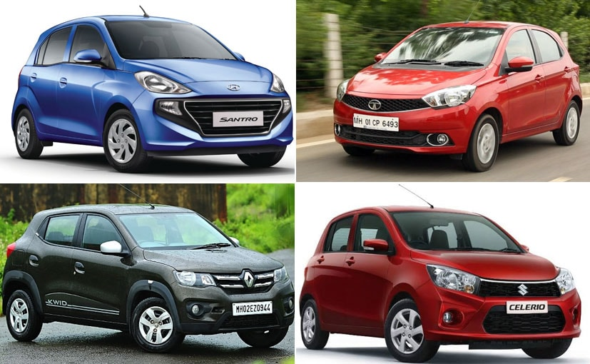 Best Automatic or AMT cars under Rs 6 lakh to buy in India