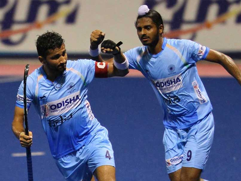 Sultan Of Johor Cup: Indian Junior Men
