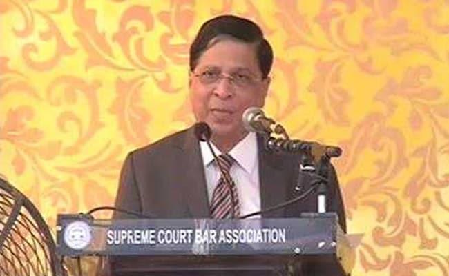 फेयरवेल भाषण में बोले CJI दीपक मिश्रा, 'जस्टिस विद इक्विटी' तभी सार्थक होगा जब हर व्यक्ति को न्याय मिलेगा
