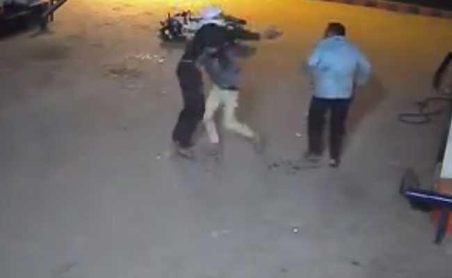 पलवल में दो बदमाशों ने तेल के पैसे मांगने पर पेट्रोल पंप के सेल्समेन की हत्या की