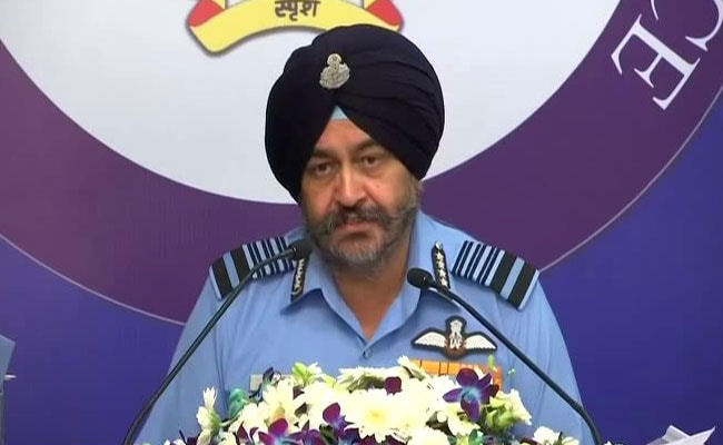 Loss Of Aircraft In Peacetime Hurts Wartime Capabilities: Air Force Chief