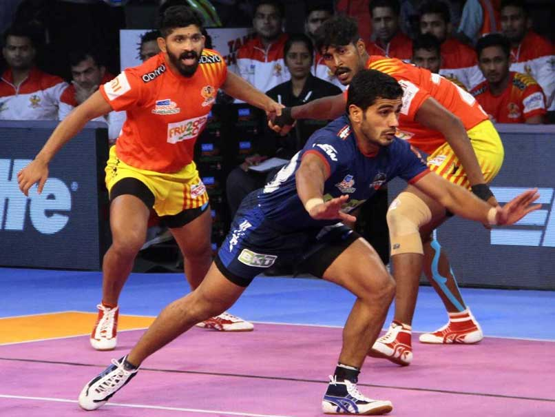 Pro Kabaddi League: Haryana Steelers Edge Past Gujarat Fortunegiants In Home Leg Opener