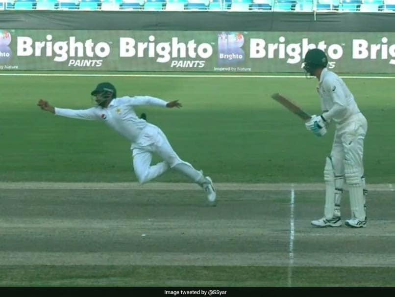 Babar Azam's Blinder During Pakistan-Australia Test Sends Twitter Into A Frenzy